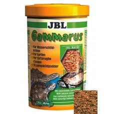 JBL GAMMARUS 250 ML-25 GR KURUTULMUŞ KAPLUMBAĞA YEMİ