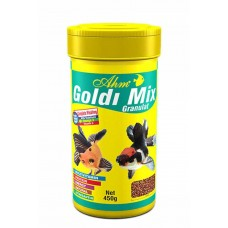 AHM GOLDİ MİX GRANULAT 100 ML BALIK YEMİ