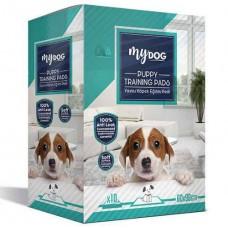 MY DOG PUPPY TRAİNİNG KÖPEK EĞİTİM ÇİŞ PEDİ 60x90 CM (10 ADET)