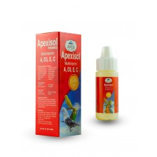 APEX APEXİSOL KUŞLAR İÇİN MULTİVİTAMİN 30 ML